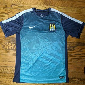 Manchester City Football / Soccer Club Jersey NIKE